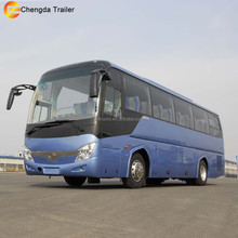 LHD Euro 2 bus new colour design China 16-20 seat mini bus for sale