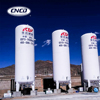 Best Quality Fast Delivery Time Vertical LNG Storage Tank LNG Tank For Industry Use