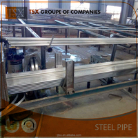 TSX-GI103 building material din 2448 st35.8 seamless carbon steel pipe bend cheap tube for work
