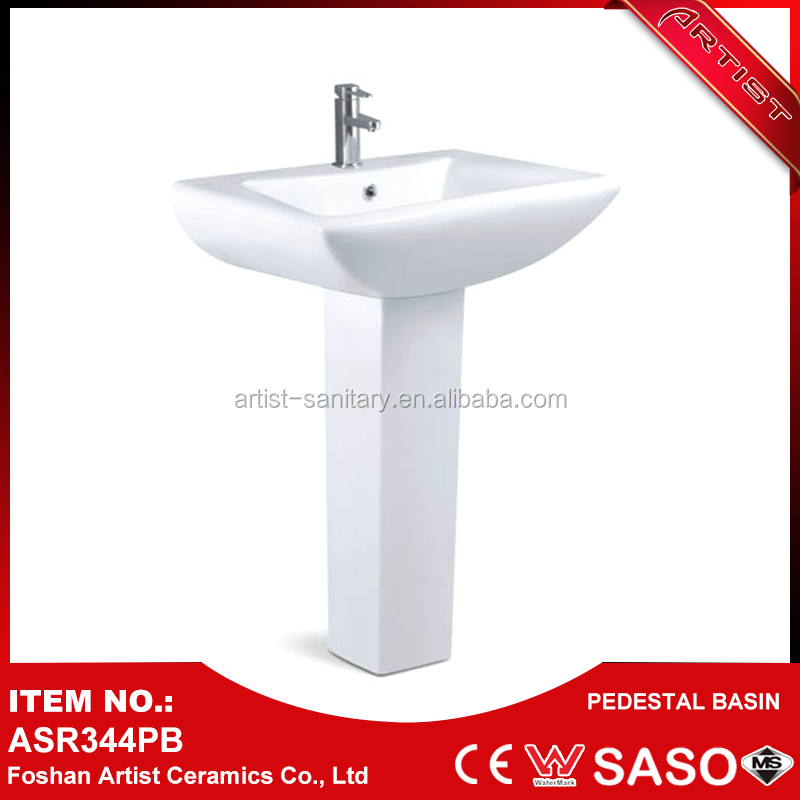 Low Price hot selling high quality bathroom hair wash basin on alibaba