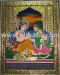 original Tanjore paintings