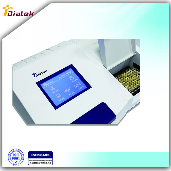 48/96 well CE certification clinical lab equipment elisa reader/microplate reader