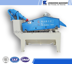 High Efficient Fine Sand Recycling Machine from China