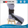 Factory in Stock Sitting Design Back Traction Brace with Knee Wrap