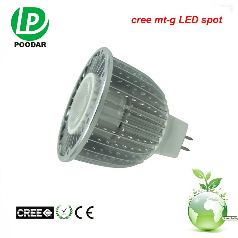 GU5.3 MR16 LED spotlight work with all any electronic transformer
