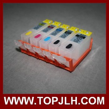 Refillable ink cartridge for CANON PIXMA MG5270/MG5370