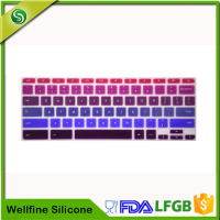 Custom Silicone Keyboard Cover For Laptop