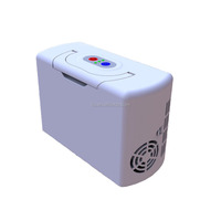 Smart portable Battery oxygen concentrator