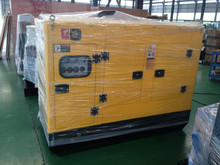 facotory direct sales 30 kw canopy type diesel generator set