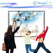70-135 inch Multi touch points electronic portable wireless smart board