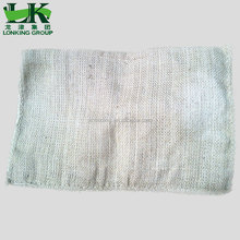 High Quality low price Jute Flood Water sandbag barrier inner with inflating polymer