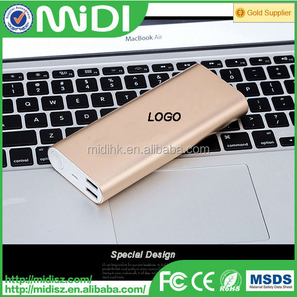 new 15000mah power bank for digital camera