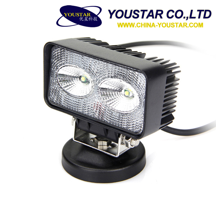 New product led 20w led flood light, off road work lamp 10v-30v multifunctional led work light 20w made in china