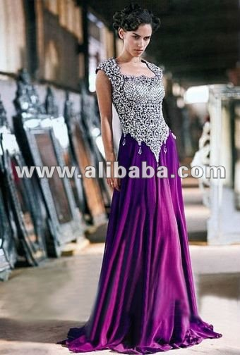 silk gown,evening dress