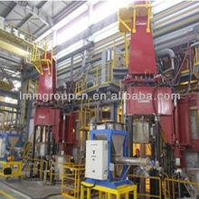 Low energy consumption ESR Furnace for corrosion alloy