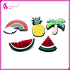 New Brooch Watermelon And Pineapple Shaped