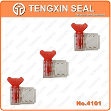 MS101 C-TPAT tamper resistant energy meter seal gas meter seal with ISO SGS