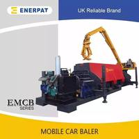 Scrap car baler for sale for Australia with CE
