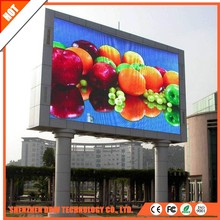 China wholesale P2/P3/P4/P6/P8/P10 fashion hd super thin video custom size big outdoor waterproof led screen tv