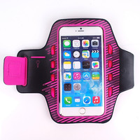 safety LED sport armband for iPhone 6 Plus