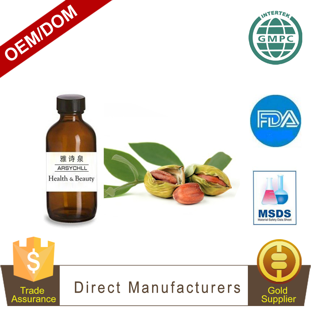 Private label Professional organic comprehensive useful hair care jojoba oil bulk