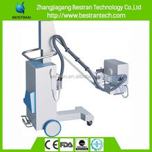 BT-PLX101 China factory CE ISO clinical 2.5kW Mobile radiography 300ma medical x-ray machine prices
