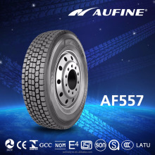 low noise PCR radial car tyre with solid shoulder pattern design