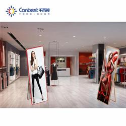 CANBEST ultra slim p2.5 waterproof poster led display player wireless display poster advertising board for shopping mall