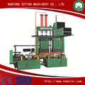 HYDRAULIC WASTE COTTON BALER
