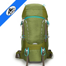 Mountaineering Hiking Backpack Rucksack Tactical Backpack