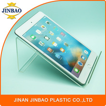 JINBAO professional manufacturer clear acrylic ipad display holder
