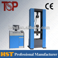 CE Certified Computer Control Material Tensile Universal Testing Machine Experiment