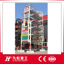 CE ISO certificate smart car parking system