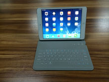Bluetooth ultrathin case keyboard for iPad min 2