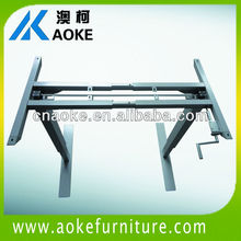 Adjustable kindergarten study children table