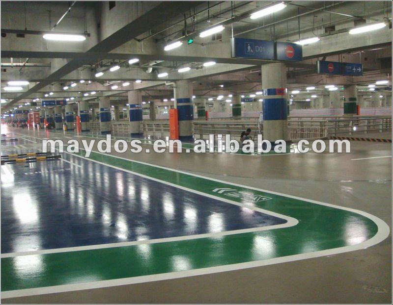 Maydos Epoxy Resin Concrete Flooring Coatings For Car Park