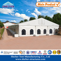 15x20m aluminum tent pvc pipe tent frame sale in Beijing Tent Factory