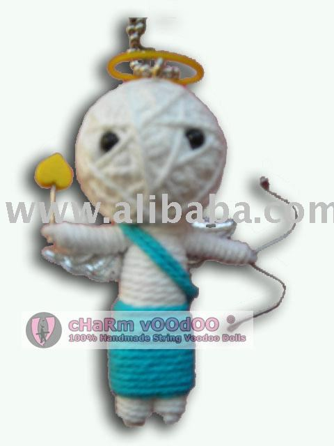 angelique the guardian angel - LV10 Charm Voodoo Dolls