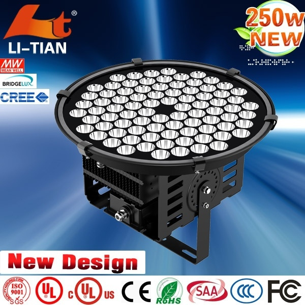 Superket Fresh Warm White market light 250w high bay industry led light for germany