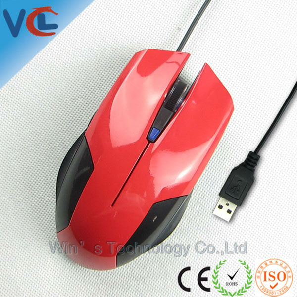 E-blue Cobra Juior 1600dpi Gaming Mouse RED LED Light VMO-97