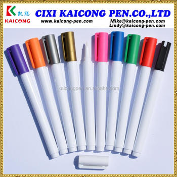 0.7MM Waterproof Universal Permanent Paint Marker Pen for Metal Tire Plastic