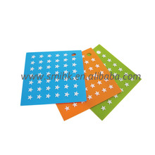 Silicone Trivet with Star Pattern, Silicone Houseware / Kitchenware