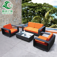 Excellent quality leisure cebu rattan outdoor furniture for sale