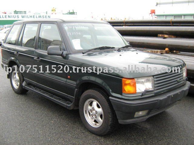 1996 japonais utilis suv voitures rover range rover 4 6hse suv e lp46d voiture d 39 occasion id de. Black Bedroom Furniture Sets. Home Design Ideas