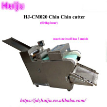 Multifunctional chin chin dough cutting machine/rice snack food shaping machine HJ-CM020