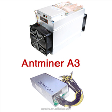 Wholesale Price 2018 Bitmain Antminer A3 815Gh/s In Stock Ready For Shipping