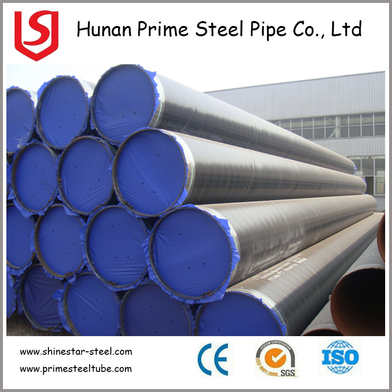 ASTM A53 / API 5L GR.B/ X42/ X65/ X70 PSL1 PSL 2 CARBON STEEL SAW SPIRAL WELDED PIPE