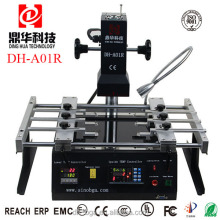 Dinghua bga smt pick and place machine/solder iron with blower/tools for sale philippines DH-A01R