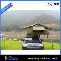 3-4 persons Camper Trailer Tent with Aluminum Pole