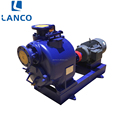 Stainless Steel Self Priming Sewage Pump